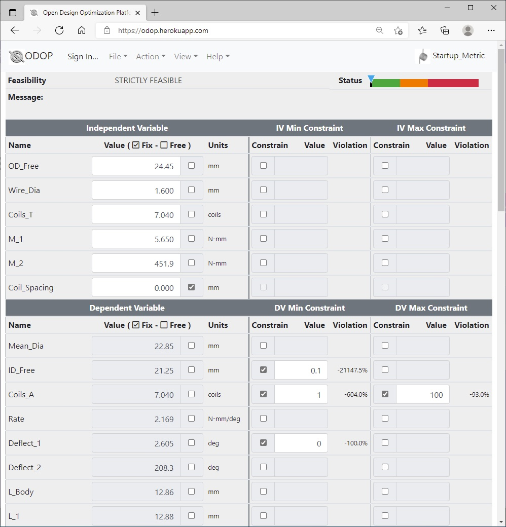 odop-spring-design-software-advanced-view-torsion-metric